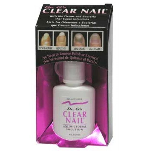 "Dr. G""s Clear Nail"