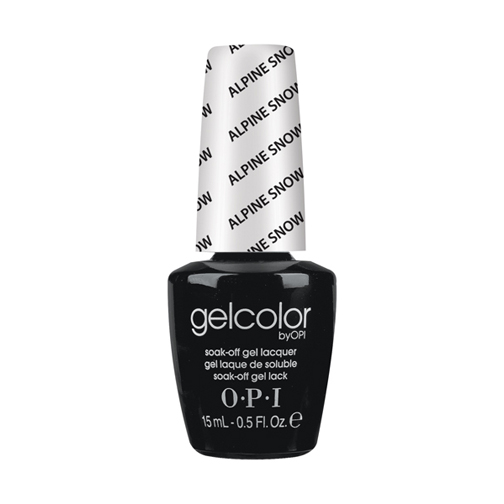 OPI Gel: Alpine Snow (L00)