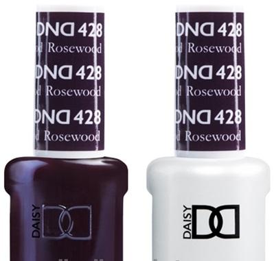 Dnd Duo Gel Rosewood 428 Cali Nail Supply