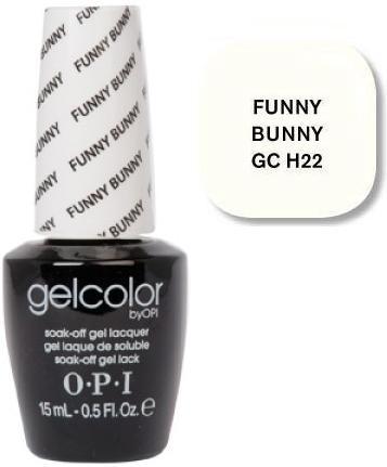OPI Gel: Funny Bunny H22