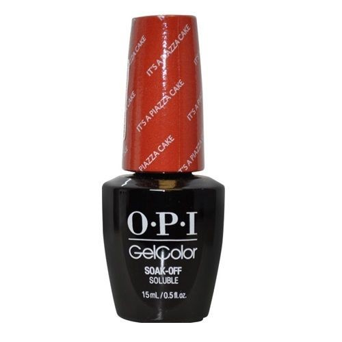 OPI Gel – Its A Piazza Cake