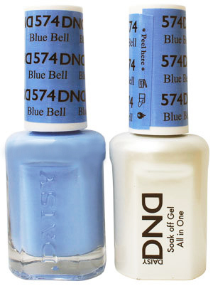 Dnd Duo Gel Blue Bell 574 Cali Nail Supply