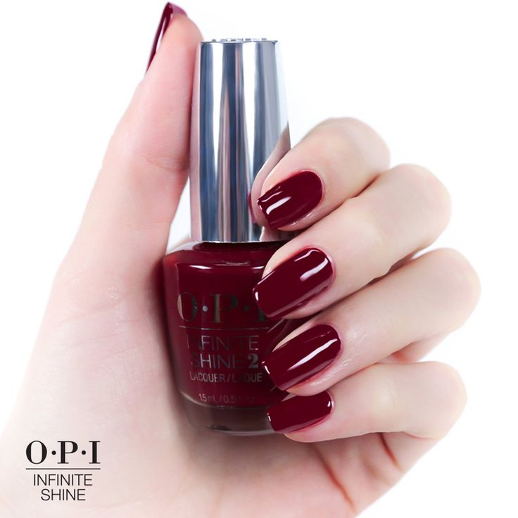 OPI Infinite Shine – Magala Wine – ISL L87