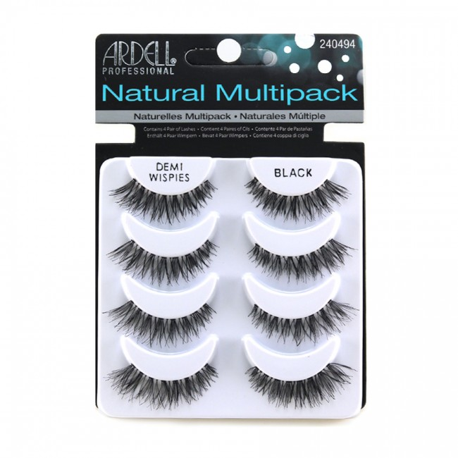 Ardell Natural Multipack Eyelashes Demi Wispies