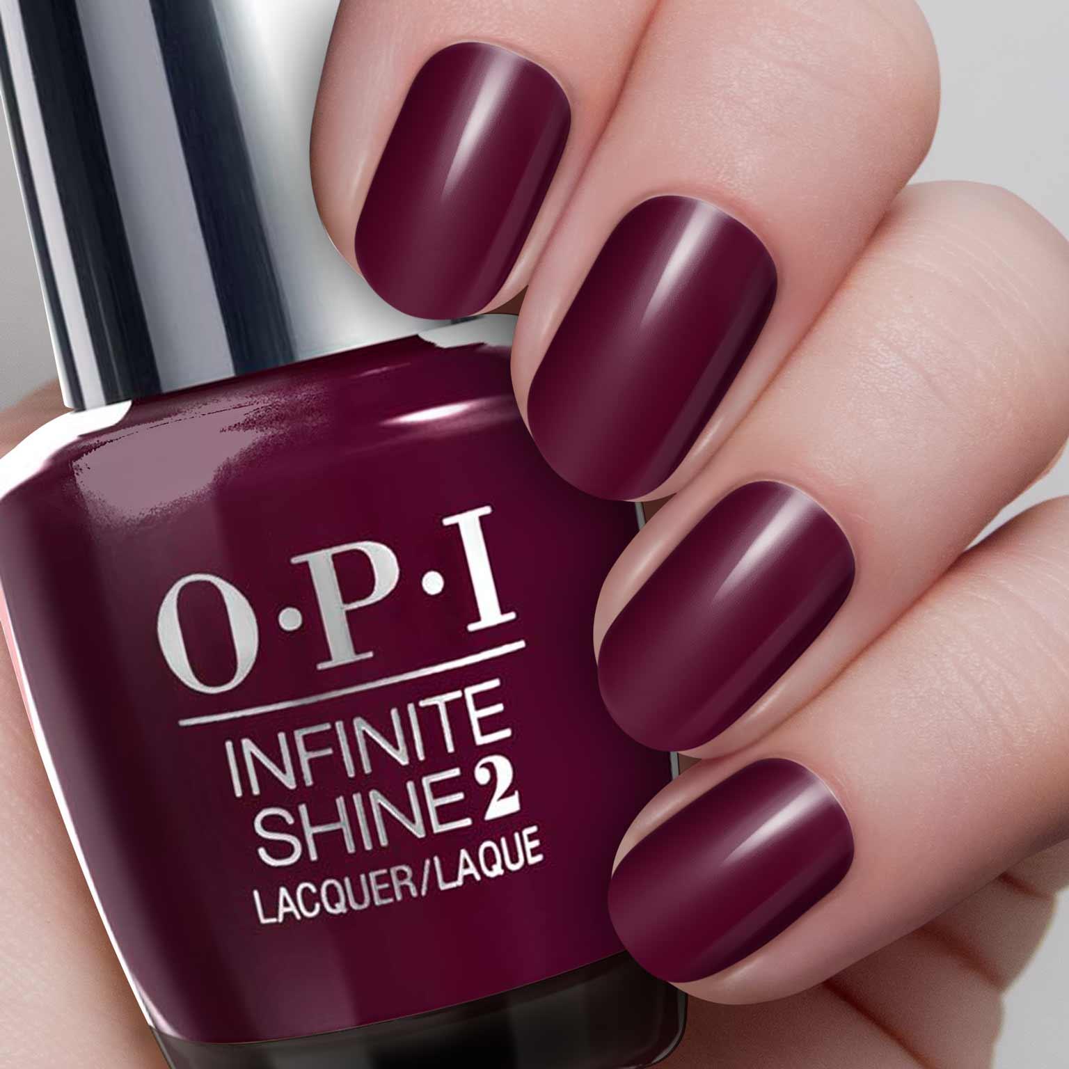 Opi Infinite Shine Raisin