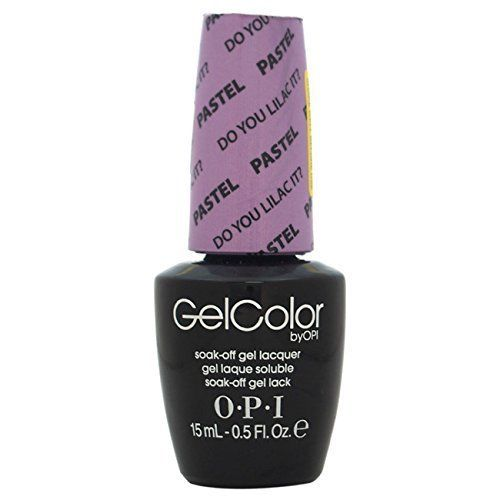 OPI Gel Pastel Do You Lilac It GC 102 1250