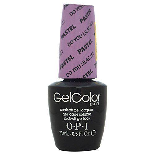 OPI Gel Pastel Do You Lilac It GC 102 1250