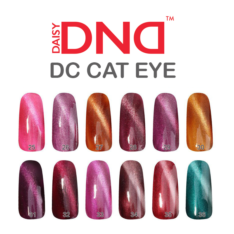 DC Cateyes – 36 colors