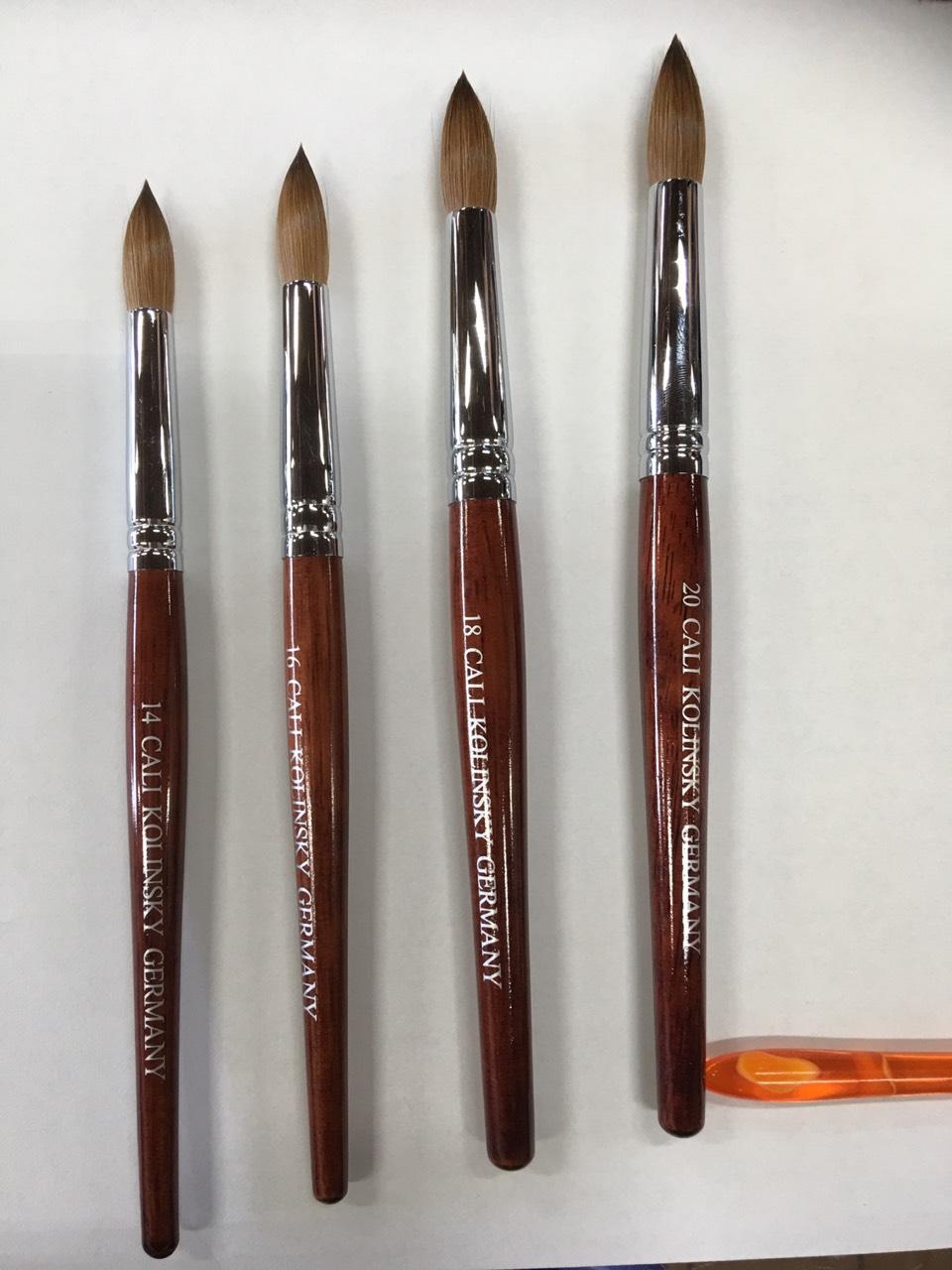 Acrylic Brushes