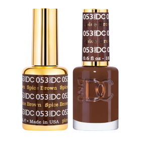 DC Duo Gel - SPICED BROWN - #053