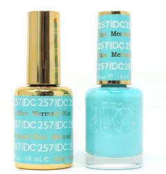 DC GEL - 257 MERMAID BLUE