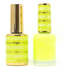 DC GEL - 258 SHINE BRIGHT