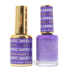 DC GEL - 260 ELECTRIC PURPLE